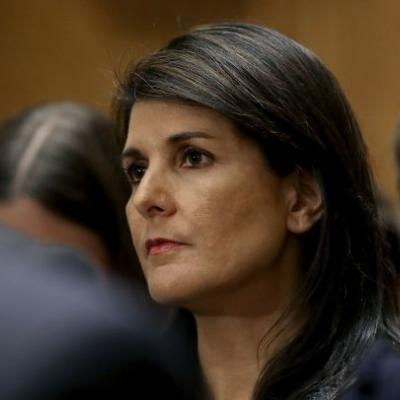 Haley says US will leave UN human rights council