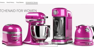 Kitchenaid explains latest campaign amid accusations of sexism