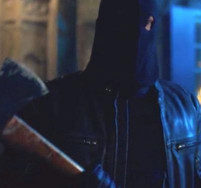 The 'Riverdale' actor revealed as the Black Hood didn't even play the murderer all season