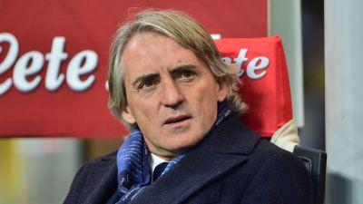 'I have not talked to anyone at Leicester' - Mancini on replacing Ranieri