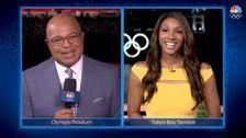Maria Taylor Gets Snapped Up By NBC Just Days After ESPN Departure