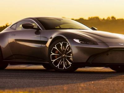 Hurry Up, New Aston Martin Vantage Is Almost Sold Out For Its First Year