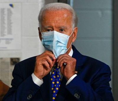 Biden will not travel to Milwaukee to accept his Democratic presidential nomination