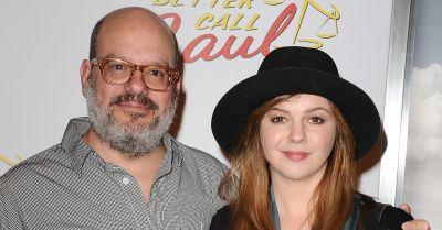Amber Tamblyn Welcomes Her First Child With Husband David Cross