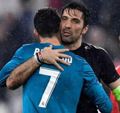 Buffon: Ronaldo signing stopped more Juventus players leaving