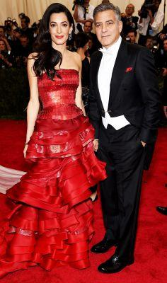 Is Amal Clooney Pregnant? - Get the Details on George Clooney's Wife!