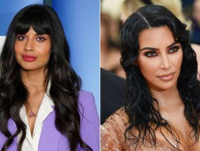 Jameela Jamil's Tweet Slamming Kim Kardashian's Body Makeup Makes Several Points