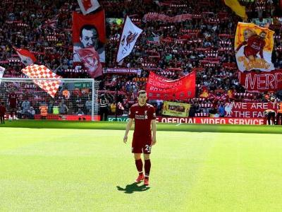 Andy Robertson vows Liverpool will be back: 'We're not going anywhere'