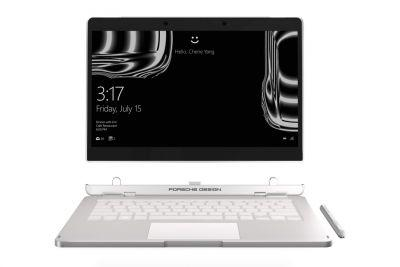 Porsche Design reveals world's first convertible and detachable 2-in-1