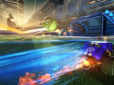 Rocket League Xbox One X Support Arrives in Early December