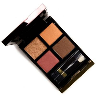 Tom Ford Leopard Sun Eye Color Quad Review & Swatches