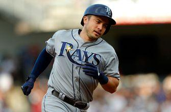 Travis d'Arnaud's 3 home runs power Rays past Yankees for biggest win of the year