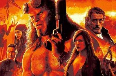 Hellboy Remake Is Rotten with Just 11% Score on Rotten