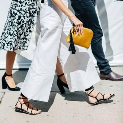 Practical Fashion Girls Will Love These Sandal Brands
