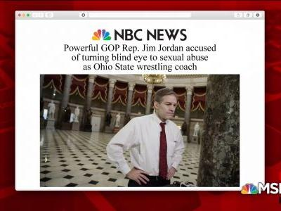 Fourth Wrestler at Ohio State Says Rep. Jim Jordan Ignored Alleged Sex Abuse