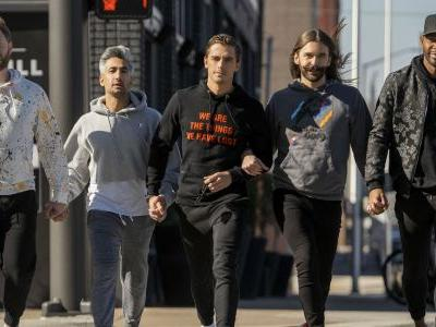 Netflix's Queer Eye Renewed Through Season 5; Season 4 Premiere Date Revealed