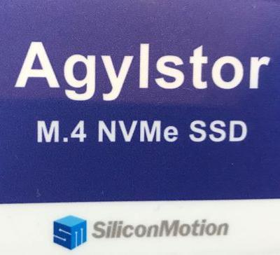 Spotted at Computex: An M.4 SSD with a PCIe 3.0 x8 Interface