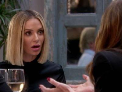 Lisa Vanderpump Sits Down With Dorit Kemsley On Tonight's Real Housewives Of Beverly Hills