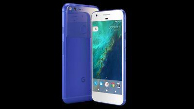 Really Blue Google Pixel release date confirmed for February 24