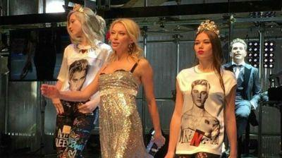 Dolce & Gabbana Just Out-Millennial-ed Itself, Showed Justin Bieber T-Shirts for Fall