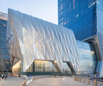 The Shed's $404 Million USD Project Was 10 Years in the Making