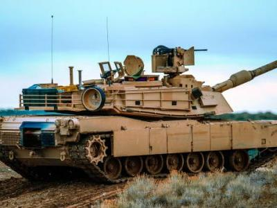 Here's How the U.S. Army Is Upgrading the Abrams Tank for Its Fifth Decade in Service