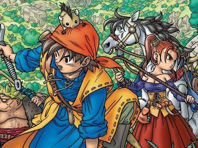 10 Facts About The Dragon Quest Franchise   Game Rant