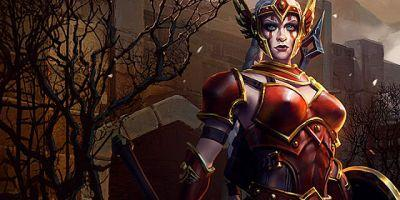 Diablo II Amazon Cassia to Join Heroes of the Storm