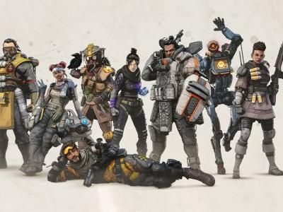 Apex Legends: A month playtesting with no voice chat helped to develop the Smart Comms system
