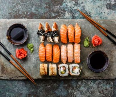 Your go-to guide to eating sushi right by Chef Kazuya of Megu, The Leela Palace