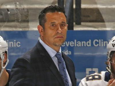 Panthers fire coach Bob Boughner after another disappointing season