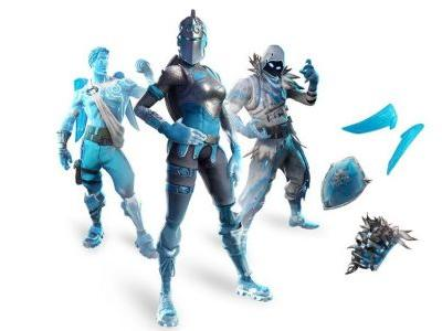 Fortnite's latest patch datamined to reveal a Frozen Legends starter pack
