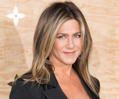 Jennifer Aniston can still throw punches