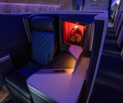 The Benefits of Flying Delta First Class