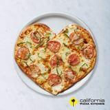 A Message to California Pizza Kitchen's New Heart-Shaped Pizzas: Please Be Mine
