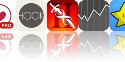 Today's Apps Gone Free: Runtastic Heart Rate Monitor, Hook, Infinity Blade II and More