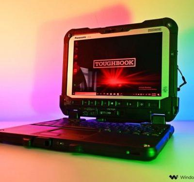 Panasonic's new Toughbook G2 is the most modular rugged PC ever