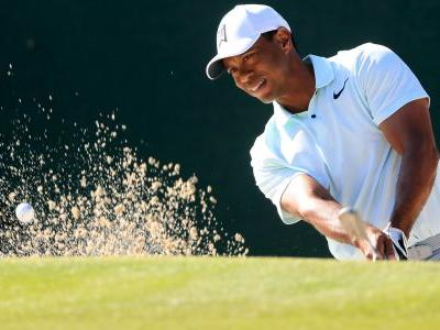 Wells Fargo Championship: Tiger Woods, Rory McIlroy just make cut as Peter Malnati leads