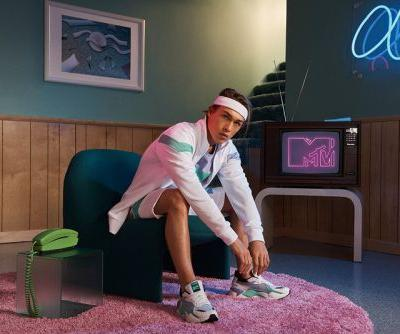 PUMA & MTV Pay Homage to '80s Styling in New Capsule