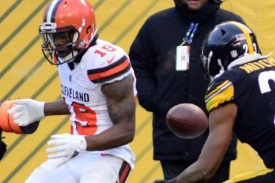 Buffalo Bills acquire WR Corey Coleman from Cleveland Browns