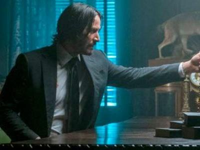 'John Wick 3' Promises Highest Kill Count Yet, Plus Get a Look at Anjelica Huston in the Sequel