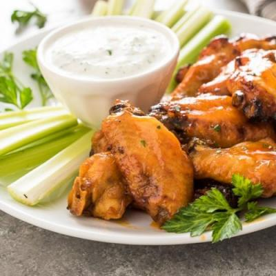 IP Honey Buffalo Chicken Wings