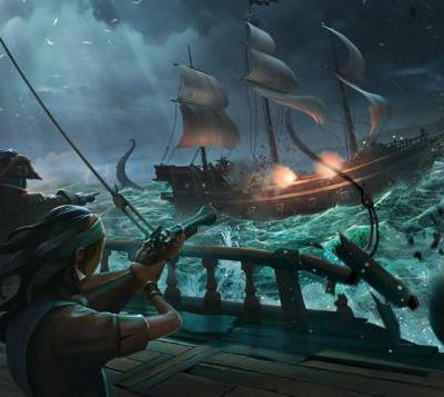 Sea of Thieves Shrouded Spoils update arrives November 10th 2018