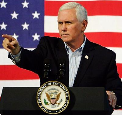 Profile of Mike Pence sheds new light on how Trump wrestled over whether to pull his VP nomination at the last second