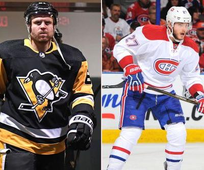 Penguins trade Phil Kessel to Coyotes for Alex Galchenyuk