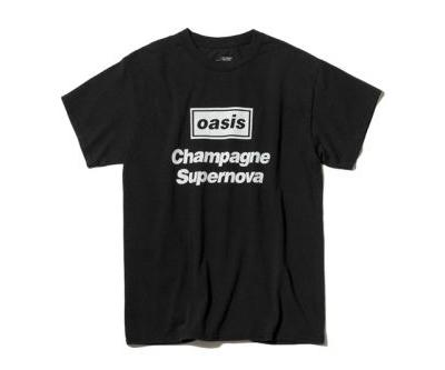 ADAM ET ROPÉ Collaborates With Oasis for Exclusive Tees