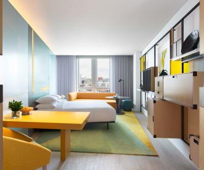 Hyatt Hotels opens South Korea's first Andaz right in the centre of Gangnam, Seoul