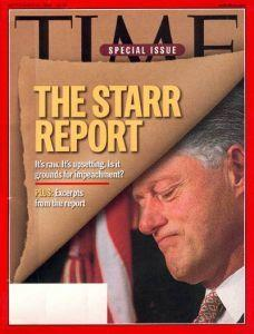 Everyone Got to Read the Starr Report on Bill Clinton. Here's Why the Mueller Report May Not Get the Same Treatment