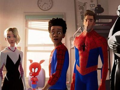 SPIDER-MAN: INTO THE SPIDER-VERSE Could Have Had Cameo Scene with Tobey McGuire, Andrew Garfield, and Tom Holland