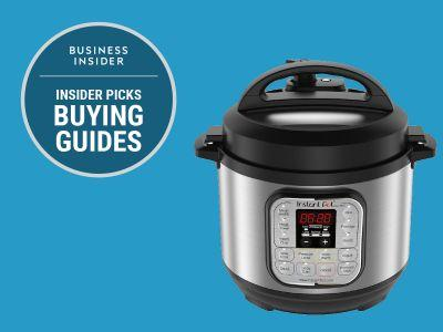 The best instant pots and electric pressure cookers